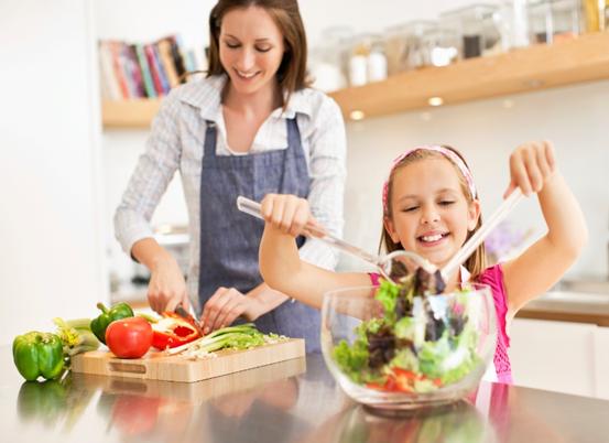 9 способов приучить детей к полезной еде