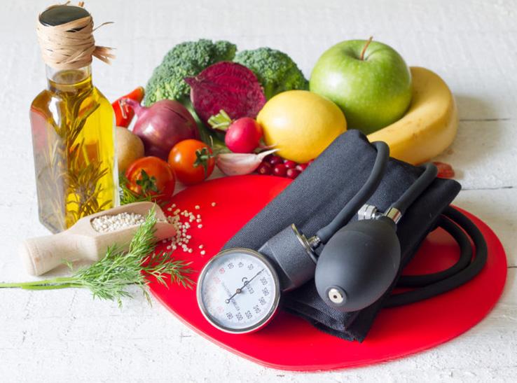 диета при повышенном кровяном давлении
