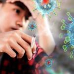 Коронавирус и табак опасны для жизни